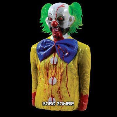 Zombie Bleeding lifelike Clown Target